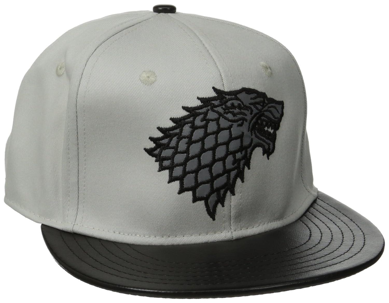 Game of Thrones Stark Logo Snapback Berretto da Baseball
