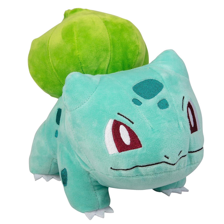 Poké mon Bulbasaur Plush Stuffed Animal Toy - 8' Wicked Cool Toys