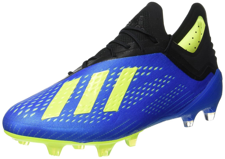 Brújula Colectivo Imperial  Buy Adidas Men's X 18.1 Fg Fooblu/Syello/Cblack Football Boots-10 UK/India  (44.6666666666667 EU) (Cm8365-9) at Amazon.in
