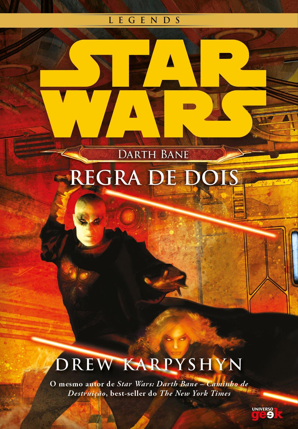 0b7bae4a82aa16 Star Wars. Darth Bane. Caminho de Destruição - Livros na Amazon ...