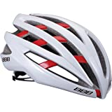 BBB ヘルメットイカロス BHE-05 154774 ホワイト/レッド M