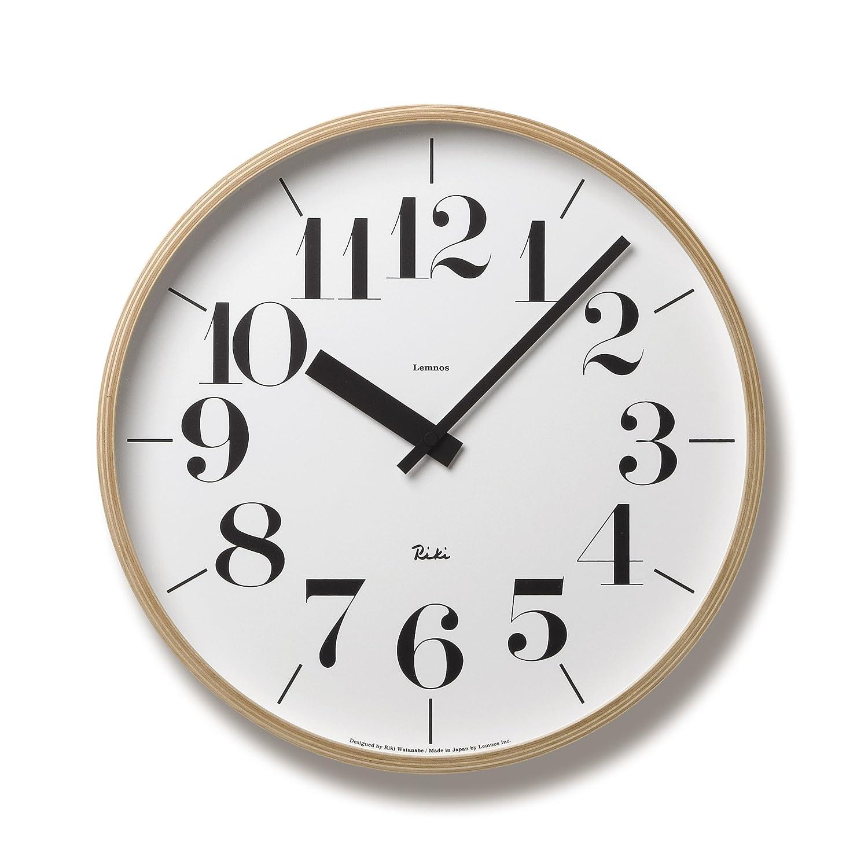 Lemnos RIKI CLOCK L WR-0401 L B000OG26NO