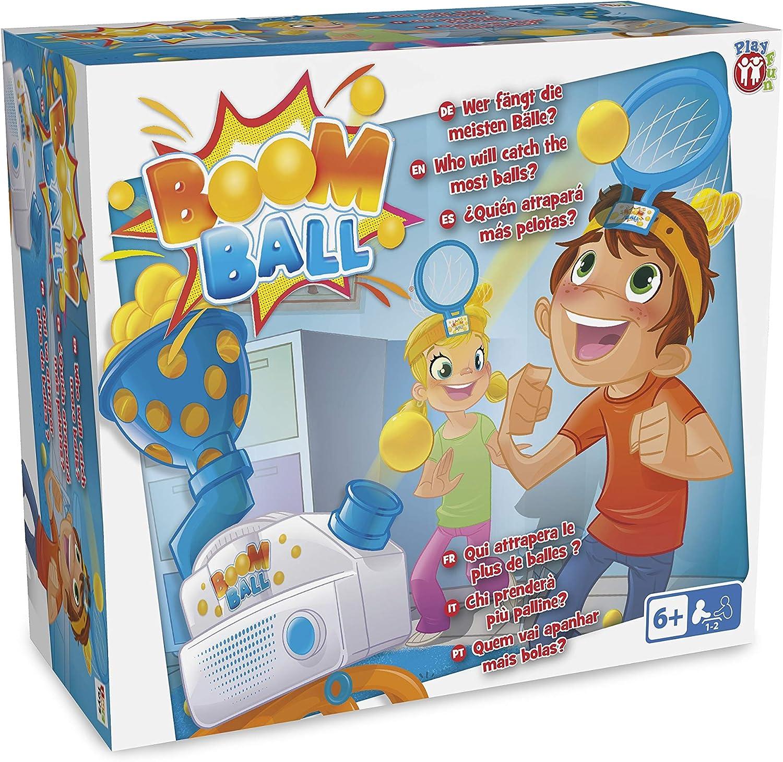 IMC Toys Boom Ball, Juego de Mesa (Innovación 95977): Amazon.es ...
