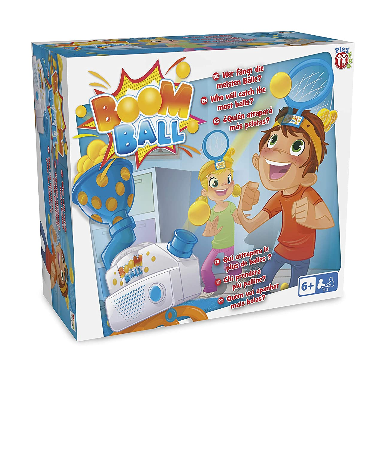 Play Fun Boom Ball
