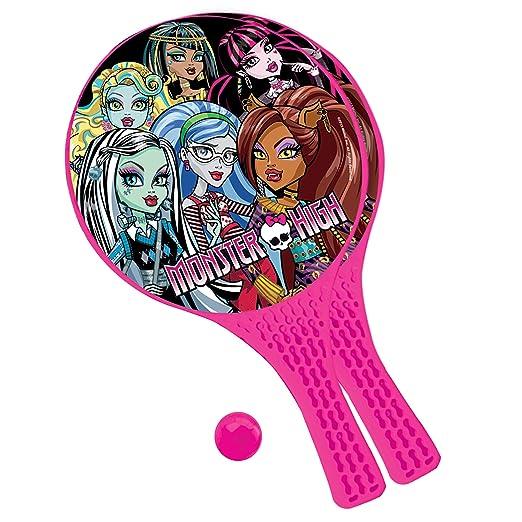 Monster High - Conjunto de Palas para Playa con Pelota (Mondo ...