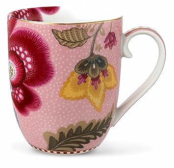 f4d06a84d61 Pip Studio Mug small Fantasy Pink   one size: Amazon.de: Küche ...