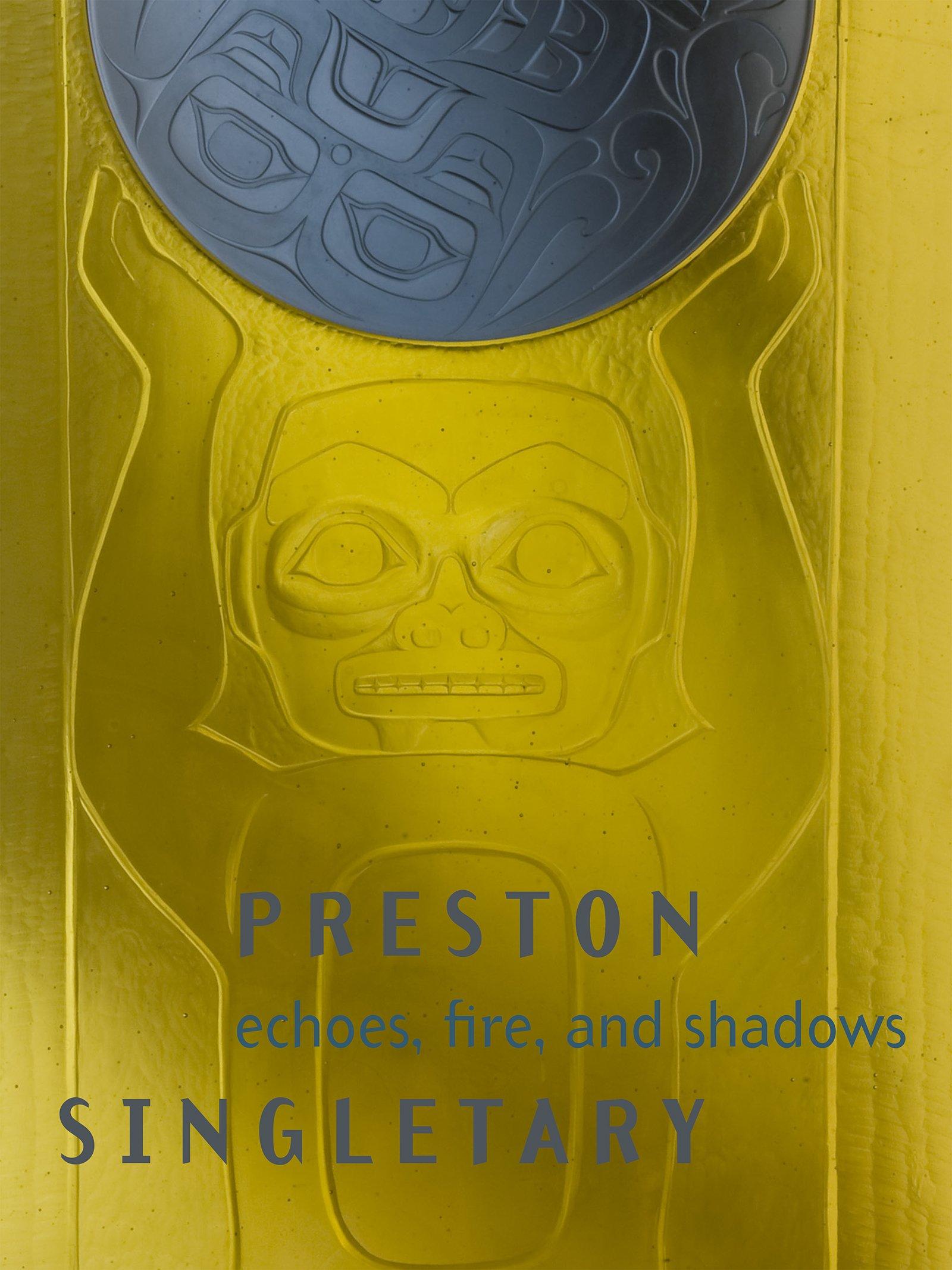 Read Online Preston Singletary: Echoes, Fire, and Shadows pdf