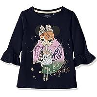 Name It Nmfminnie Pearl3/4 Ls Top Wdi Kız çocuk T-Shirt