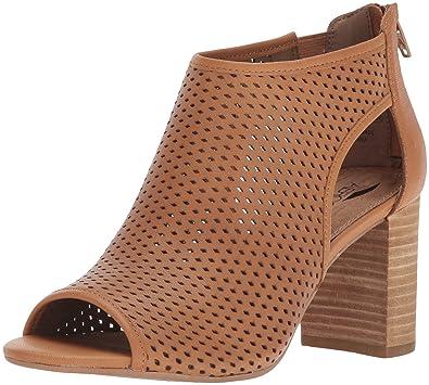 db9788f7c241 Aerosoles Women s HIGH Frequency Sandal Dark tan Leather 6 ...
