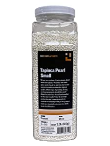 See Smell Taste Tapioca Pearl Small Original,24 Ounce