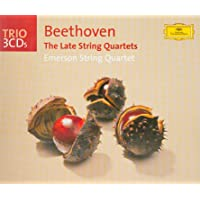 Beethoven Late String Quartets
