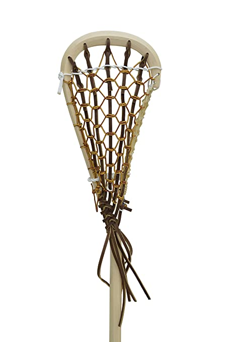 Wooden Lacrosse Stick Field Boot Lace By Traditional Lacrosse