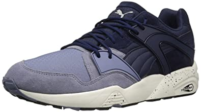 1acbdad6964e29 PUMA Men s Blaze Winter TECH Fashion Sneaker Tempest Peacoat 7 ...