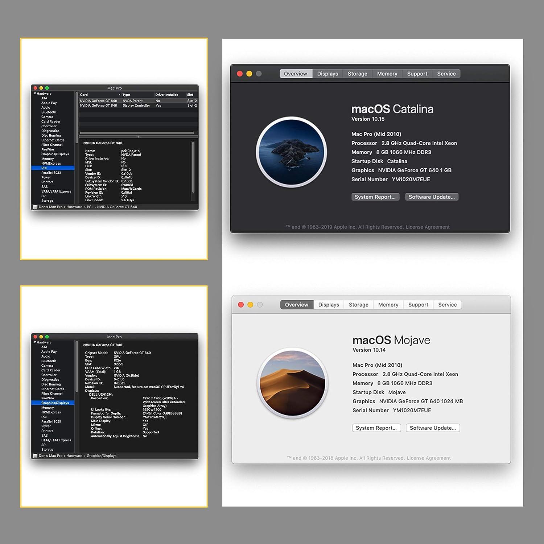 Geforce GT 640 1GB GDDR5 Mac Version Epic IT Service