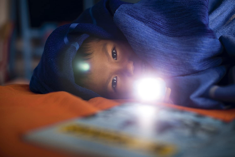 Philips Lampe Torcheprojecteur LED Motif Star Wars Noir