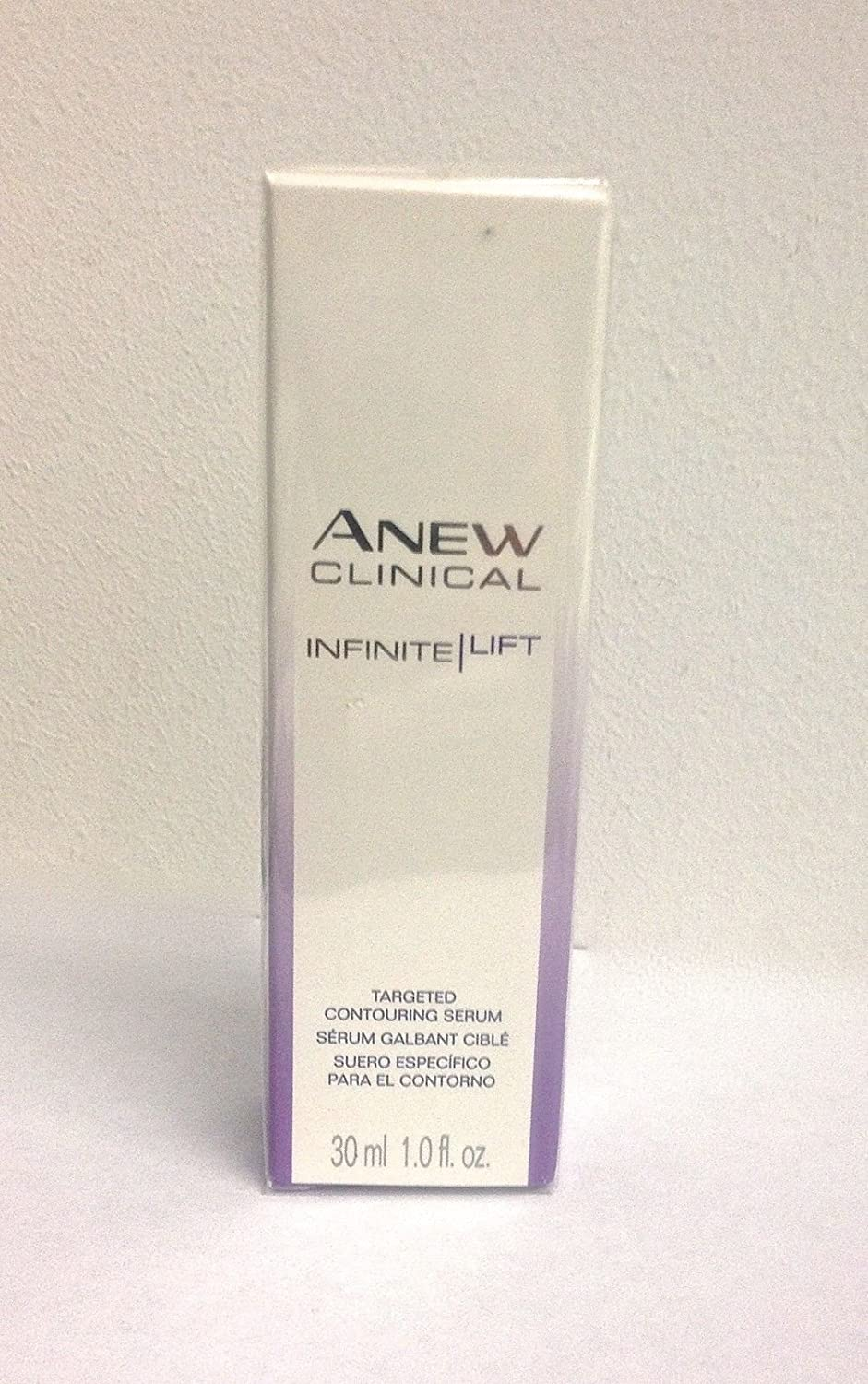 Avon Anew Clinical Infinite LIFT Targeted Contouring Serum 30ml./ 1.0z avon infinite lift