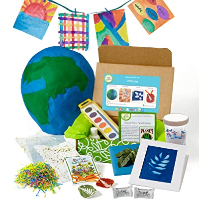 Green Kid Crafts - Monthly STEAM Subscription: Discovery Box: Memberships and Subscriptions