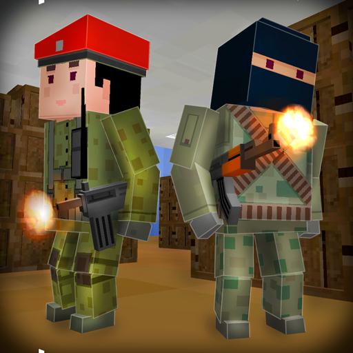 Block Gun Strike 3D