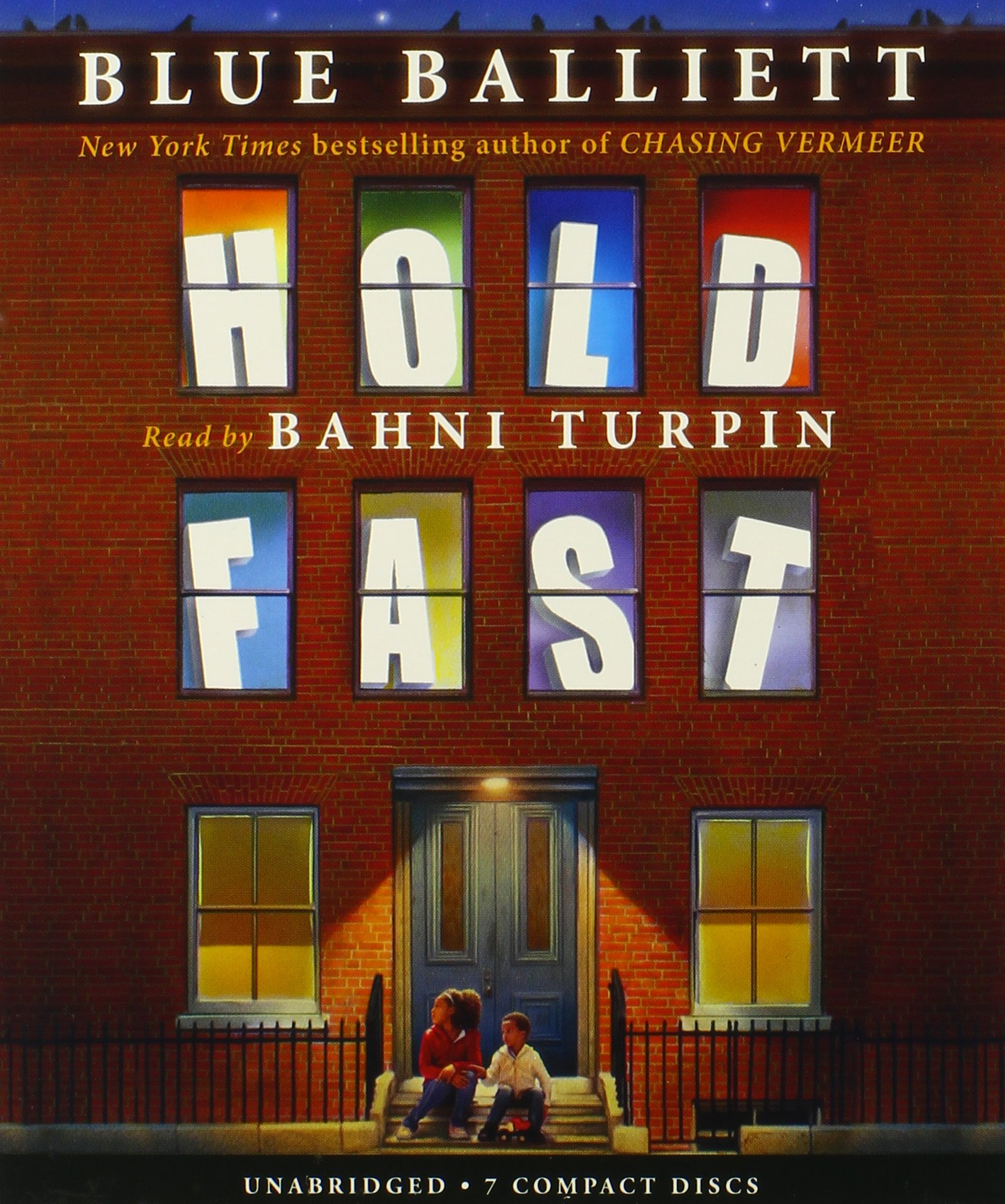 Hold Fast - Audio by Brand: Scholastic Inc.