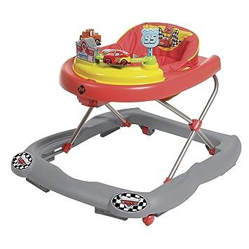 Amazon.com : Disney Baby Lightning McQueen Walker : Baby