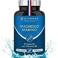 Magnesio Vitamina B6 Cansancio Fatiga Alivio de Calambres