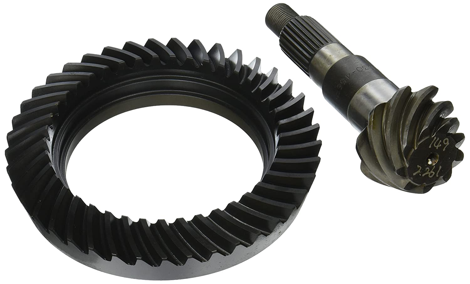 D30-410F Motive Gear 41-10 Teeth Dana 30 Reverse//High Pinion 4.1 Ratio Performance Ring and Pinion Differential Set