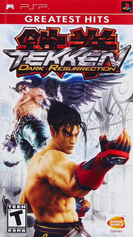 Tekken5: Drak Resurrection - تیکن۵: رستاخیز تاریک