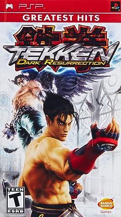 Amazon Com Tekken Dark Resurrection Sony Psp Artist Not