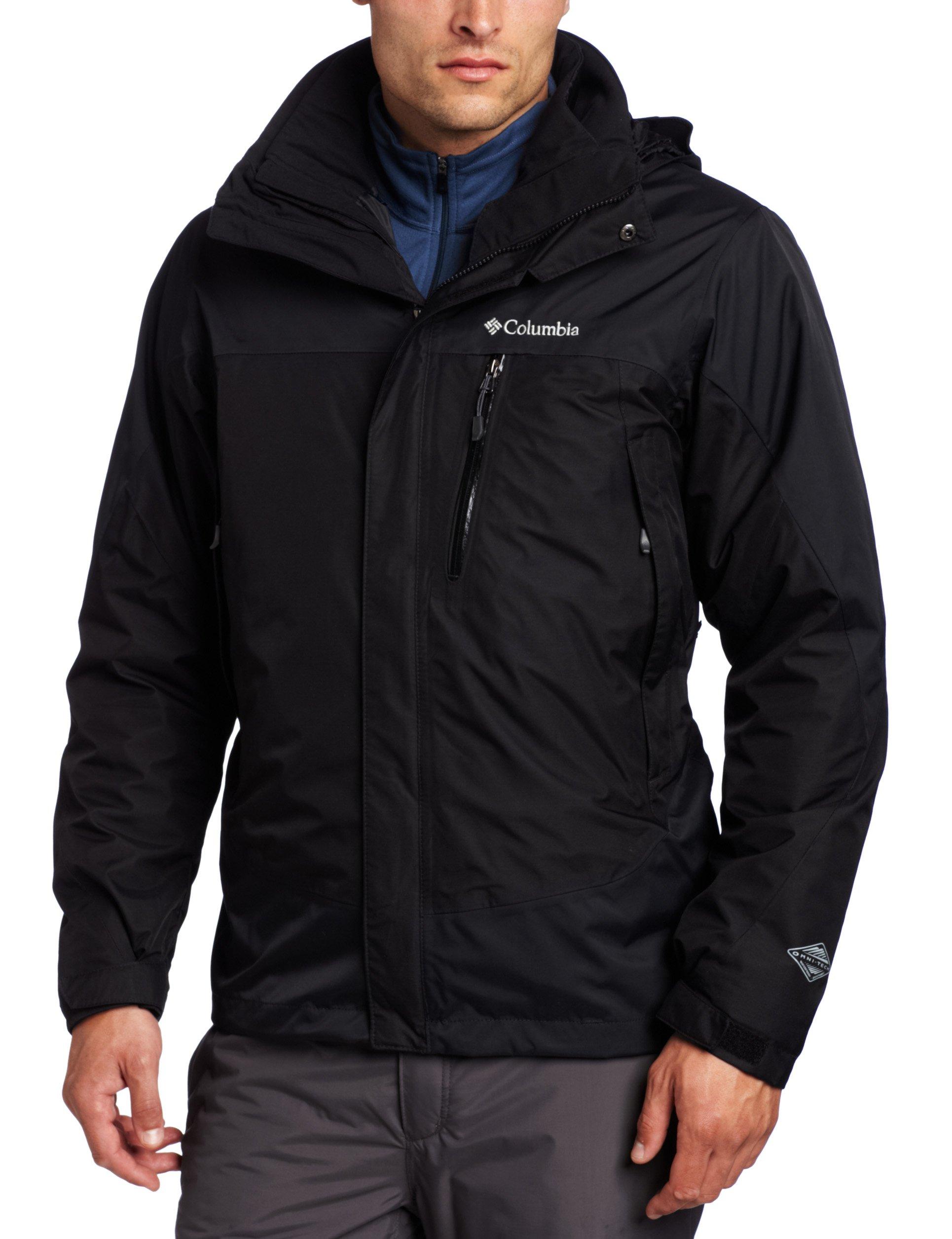 bc68a63e2e Galleon - Columbia Men s Lhotse Mountain II Interchange Jacket ...