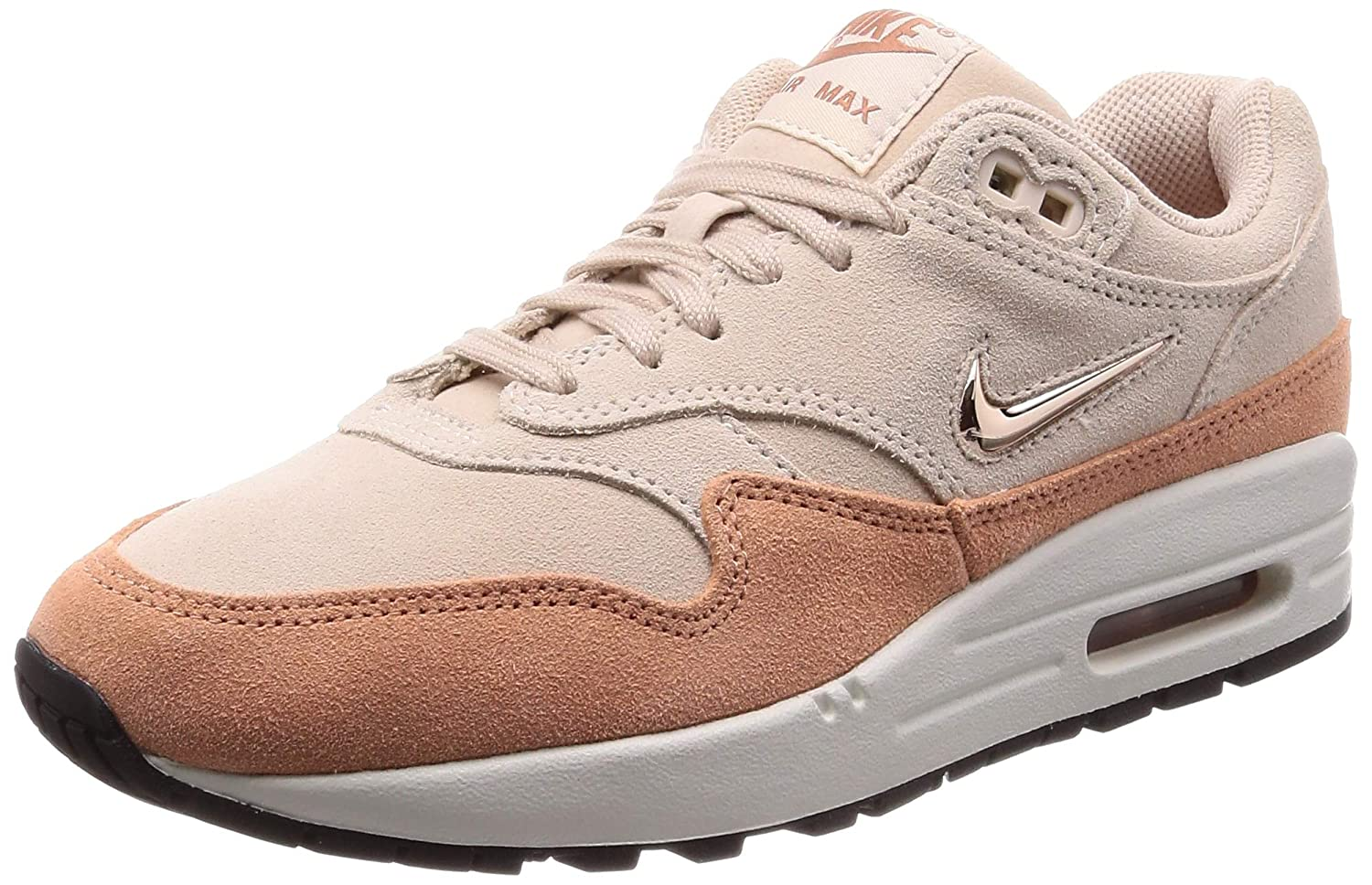 sports shoes 74fdf 4447f Amazon.com   Nike Women s Air Max 1 Premium SC (Guava Ice)   Shoes
