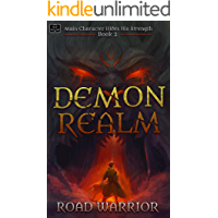 Demon Realm - Book 2 of Main Character hides his Strength (A Dark Fantasy LitRPG Series)