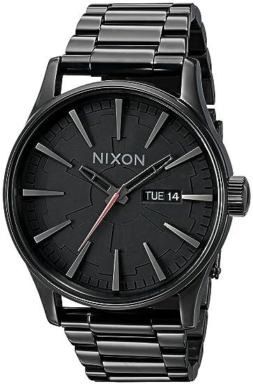 Nixon A356SW-2244-00 - Reloj de pulsera hombre, acero inoxidable, color