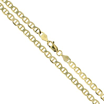 Gold Necklace 10k yellow gold Chain REAL high quality gold necklace