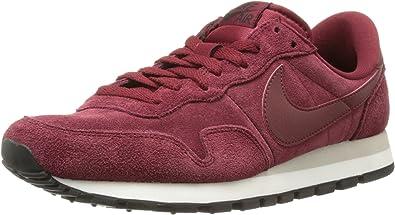 ayer Cerebro Respetuoso del medio ambiente  Amazon.com   Nike Mens Air Pegasus '83 Suede Team Red/Mortar/Black  599129-660 15   Shoes