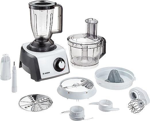 Bosch MCM62020 - Robot de cocina (Gris, Color blanco, 7,02 kg, 43 ...