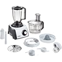 Bosch MCM62020 Robot Multifonction Gris Anthracite/Blanc Glossy