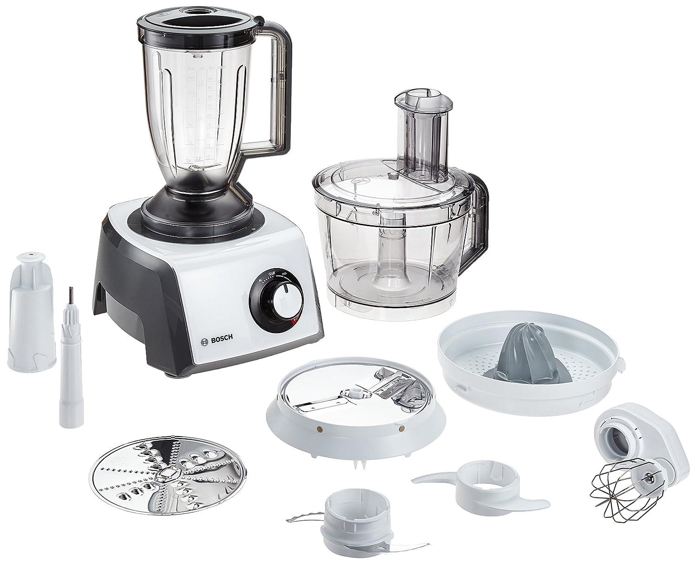 Bosch MCM62020 - Robot de cocina (Gris, Color blanco, 7,02 kg, 43 cm, 25 cm, 50-60 Hz, 220-240V): Amazon.es: Hogar