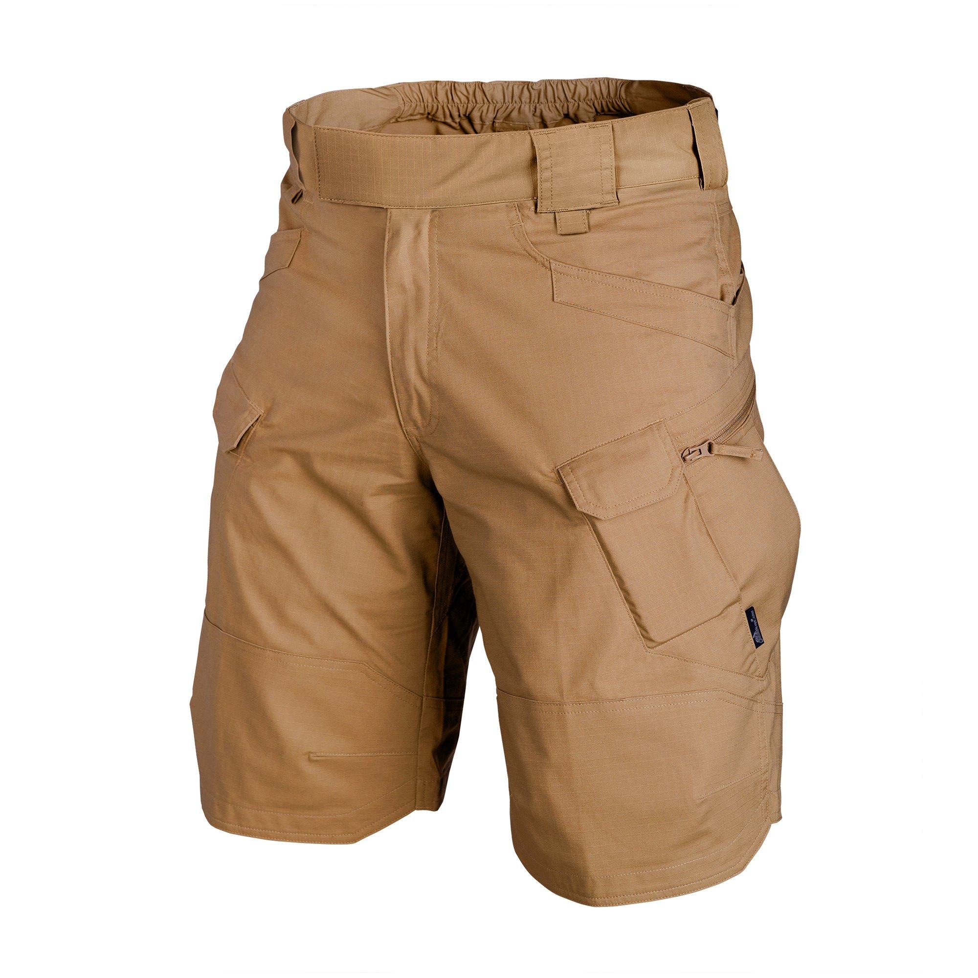 HELIKON-TEX Men's Urban Tactical Shorts 12'' Coyote size XL