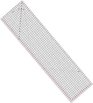Various shapes Optimal for Patchwork Fiskars Acrylic Ruler 15 cm x 60 cm 1003898
