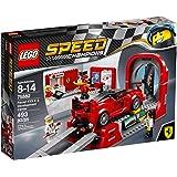 "Speed Champions 75882 ""Ferrari FXX K & Development Center"" Building Set"