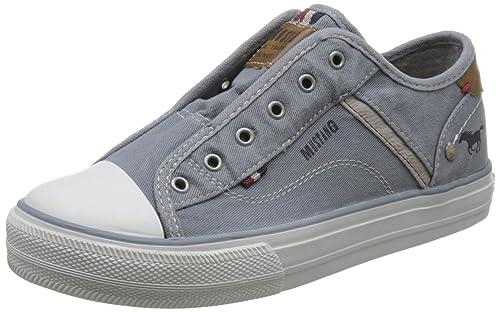 Mustang 1272-401-870, Zapatillas sin Cordones para Mujer: Amazon.es: Zapatos y complementos