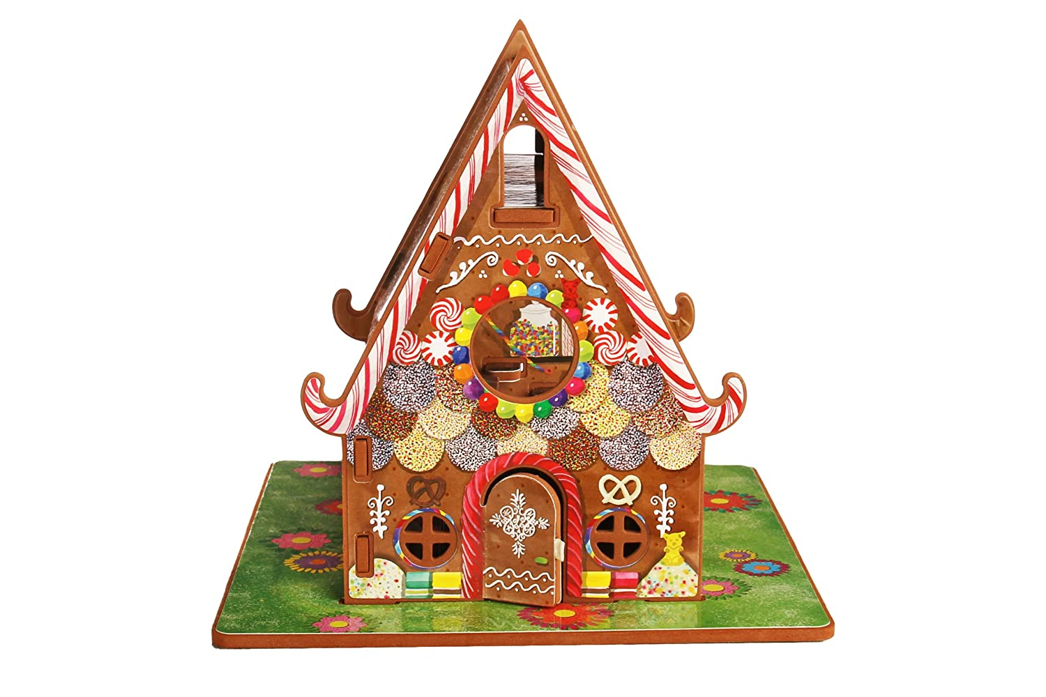 Hansel And Gretel Toy House And Storybook Playset Top
