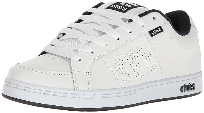 Etnies Kingpin Sneaker Skateschuhe Herren Weiß