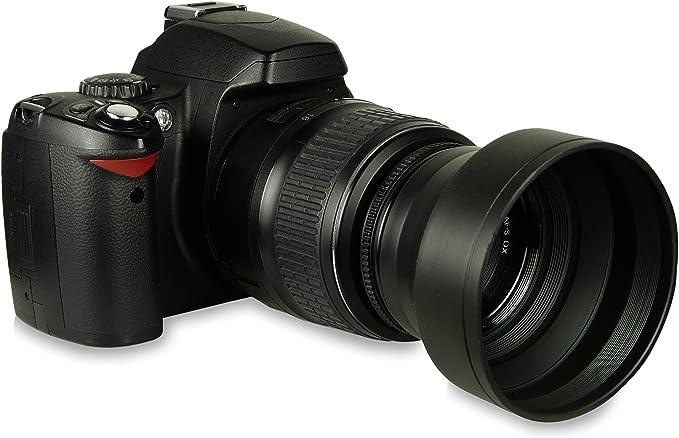 390 290 SLT-58 Goma // Silicona 550D 380 230 SLT-35 500 200 580 550 700 SLT-65V   SLT-37 450 330 350 SLT-55V Sony Alpha 100 para Canon EOS 1100D SLT-57 Alpha 7 55mm Parasol de objetivo 600D Sony Alpha SLT-33