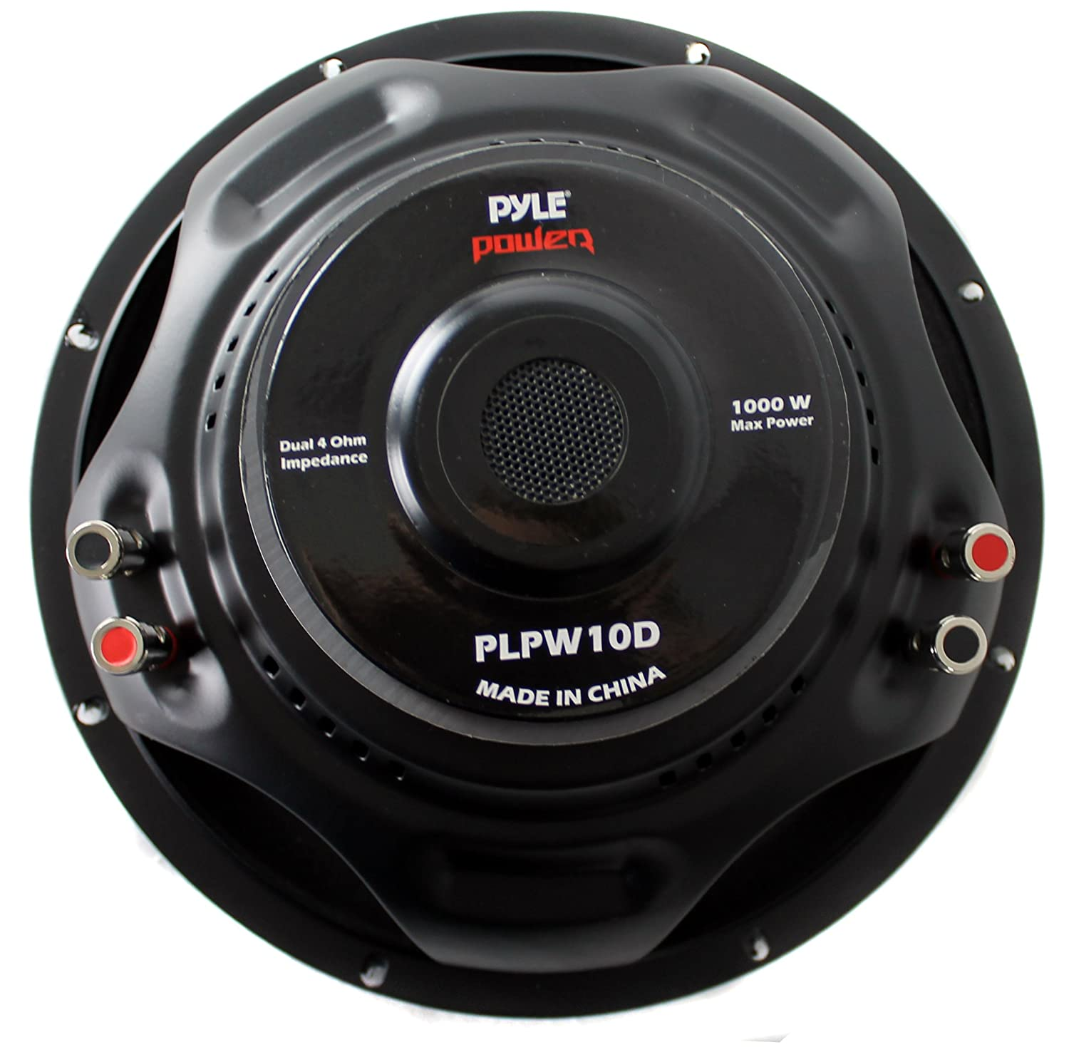 Pyle 10 Subwoofers GMC Chevy Crew Cab 2007-2013 Underseat Box Enclosure + 2