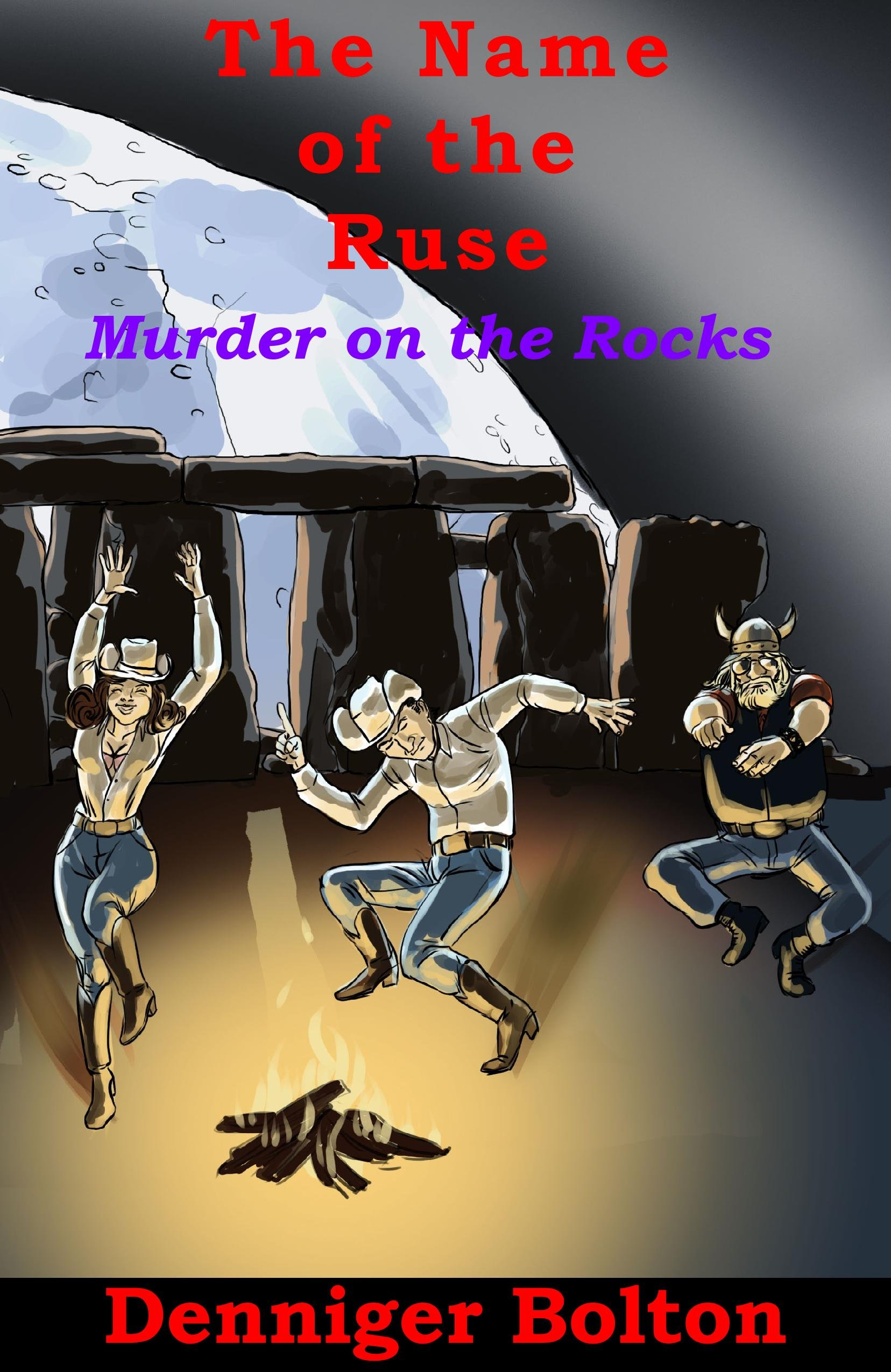 Download The Name of the Ruse - Murder on the Rocks ebook