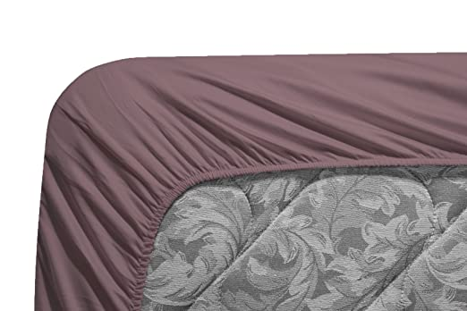 Amazon.com: Outlast Temperature Regulating Hypoallergenic Sheet Set – 300 Thread Count, 40% Outlast, 60% Cotton Sateen Weave, Rose Pink, ...