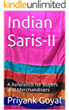 Indian Saris-II: A Reference for Buyers and Merchandisers