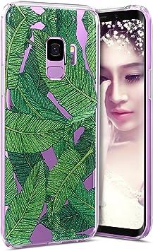 Coque Samsung Galaxy S9,Samsung Galaxy S9 Coque Paillette Strass Silicone Housse Etui,Surakey Paillette Brillante Bling Glitter TPU Bumper Silicone ...