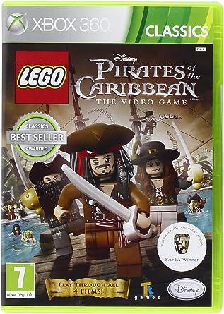 Lego Pirates Of The Caribbean - Classics [Importación Inglesa ...